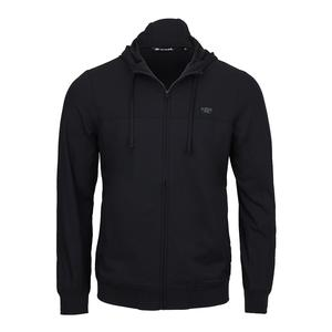 Men`s Wanderlust Tennis Jacket Black