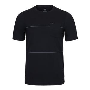 Men`s Clinics Tennis Crew Black
