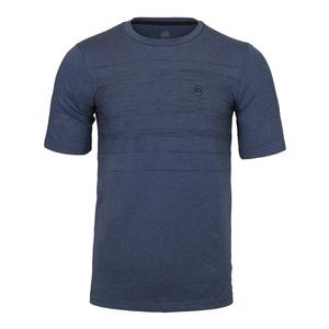 Men`s Bend Tennis Crew Vintage Indigo and Black