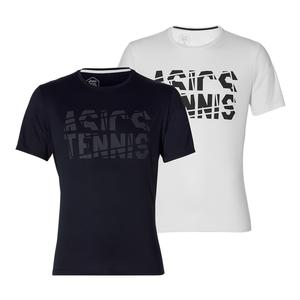 Men`s Practice Short Sleeve Tennis Top