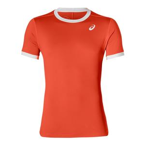 Men`s Club Short Sleeve Tennis Top