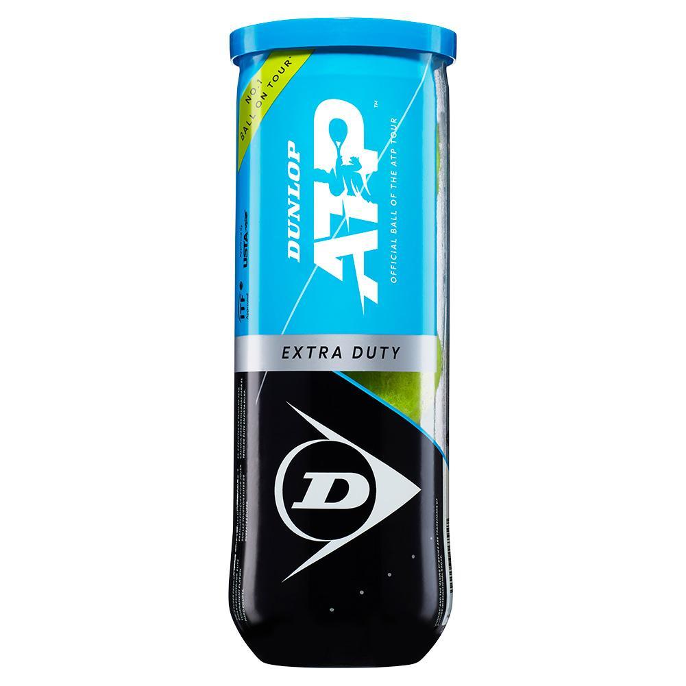 Atp Extra Duty Tennis Ball Can