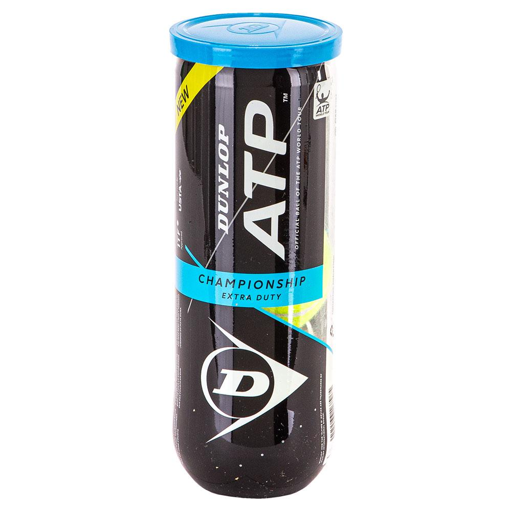 Atp Championship Extra Duty Tennis Ball Can