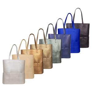 Women`s Pebble Grain Tennis Tote