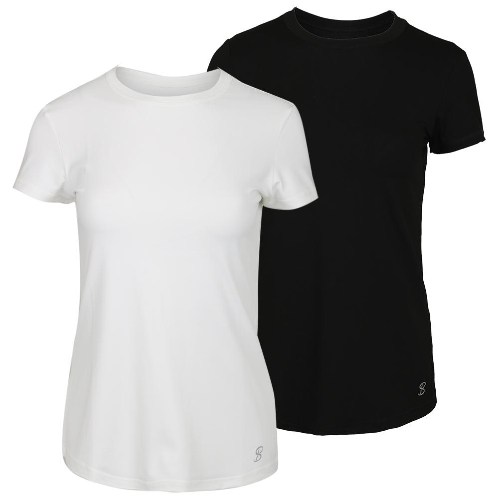 Women's Short Sleeve Tennis Top