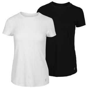 Women`s Short Sleeve Tennis Top