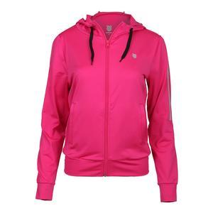 Women`s Hypercourt Express Tennis Jacket Pink Yarrow