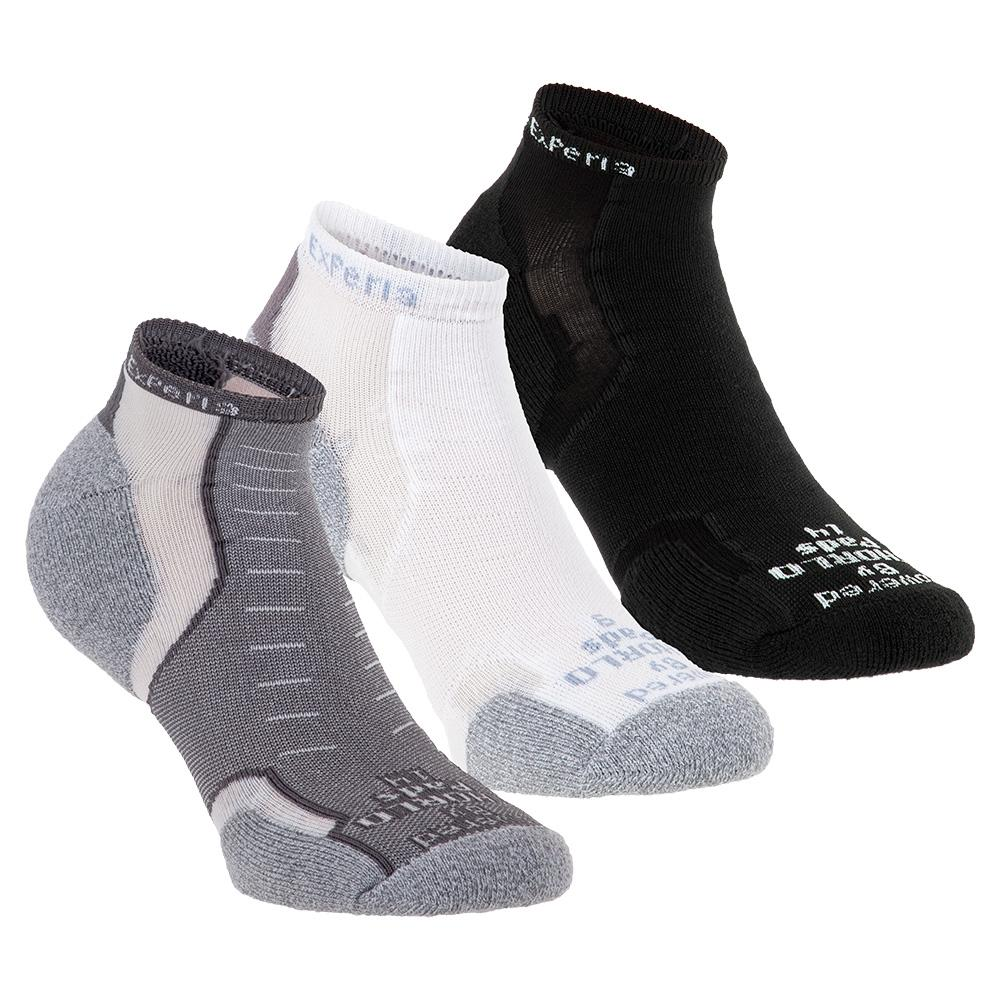Experia Micro Mini Tennis Crew Socks