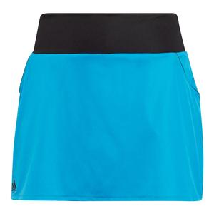 Women`s Club 13 Inch Tennis Skirt Shock Cyan