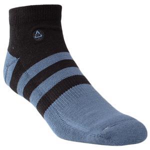 Men`s Trespass Tennis Socks Black