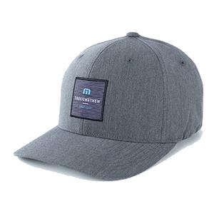 Men`s Bank Tennis Cap Heather Charcoal