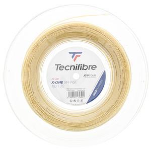 X-One Biphase Tennis String Reel Natural