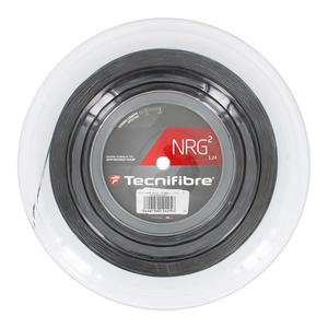 NRG2 Tennis String Reel Black