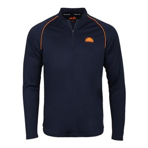 Men`s Misto 1/4 Zip Tennis Top Navy