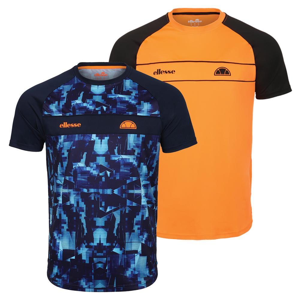 125dcca6 Ellesse Men`s Ormea Tennis T-Shirt