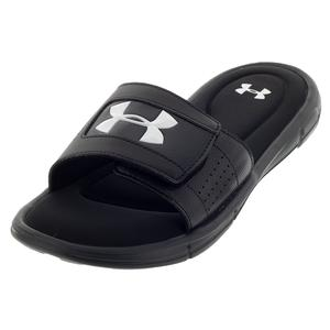 Men`s UA Ignite V Sandals Black