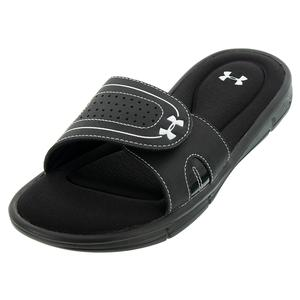 Women`s UA Ignite VIII Sandals Black