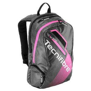 Women`s Endurance Tennis Backpack Black and Pink