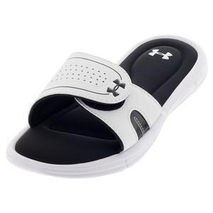 Women`s UA Ignite VIII Sandals White
