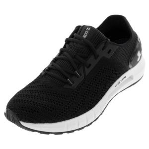 Men`s UA HOVR Sonic 2 Running Shoes Black and White