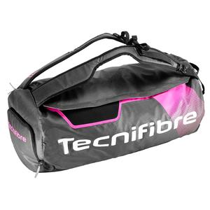 Women`s Endurance Tennis Rackpack Black and Pink