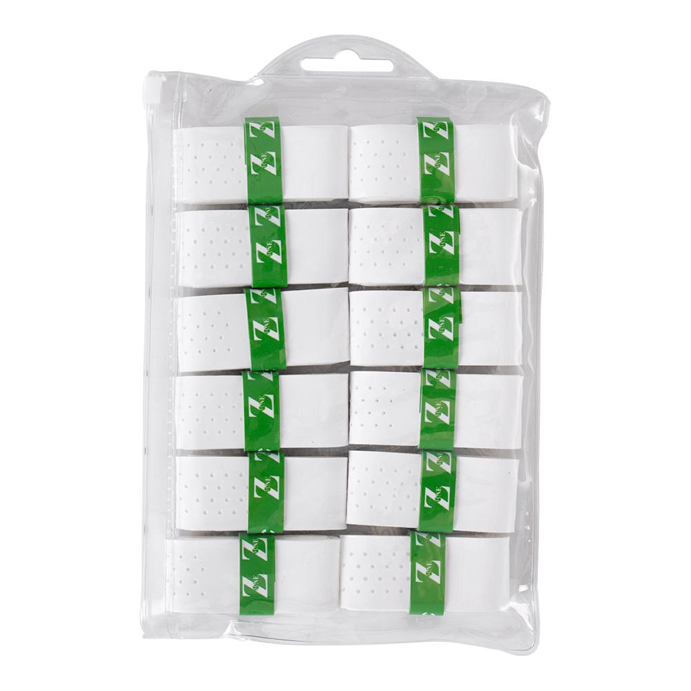 Hi- Tac Tennis Overgrip 12 Pack White