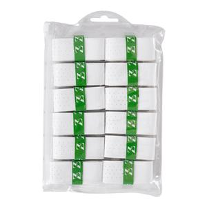 Hi-Tac Tennis Overgrip 12 Pack White