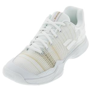 Men`s Jet Mach I All Court Wimbledon Tennis Shoes White