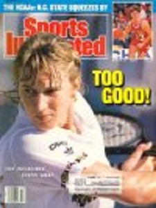 SPORTS ILLUSTRATED Cover March 27, 1989