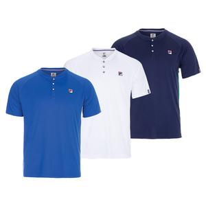 Men`s Heritage Tennis Henley