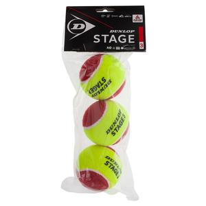 Stage 3 Red 3 Ball Polybag