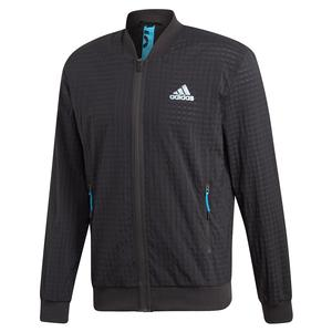Men`s Escouade Tennis Jacket Black