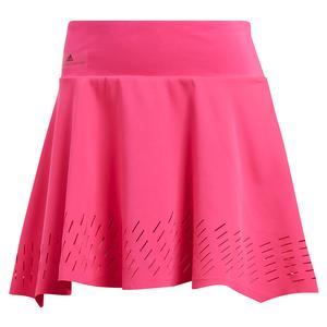 Women`s Stella McCartney Court 13 Inch Tennis Skirt Shock Pink