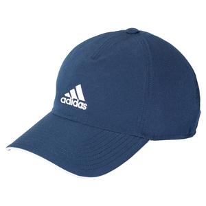 C40 Five Panel Ultimate Climalite Tennis Cap Collegiate Navy and White