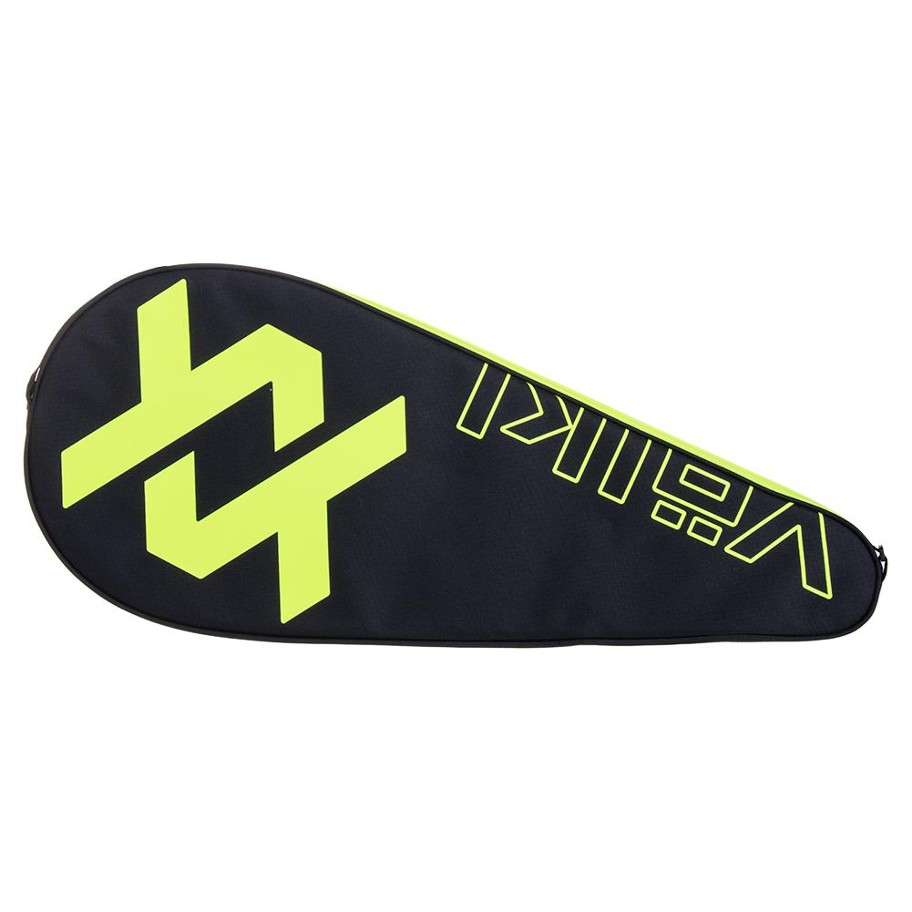 Tennis Racquet Single Cover Neon Yellow/Black