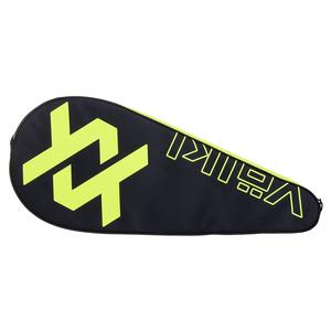 Tennis Racquet Single Cover Neon Yellow/ Black