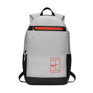 Court Tennis Backpack Vast Grey and Black