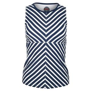 Women`s Admiralty Tennis Tank Print