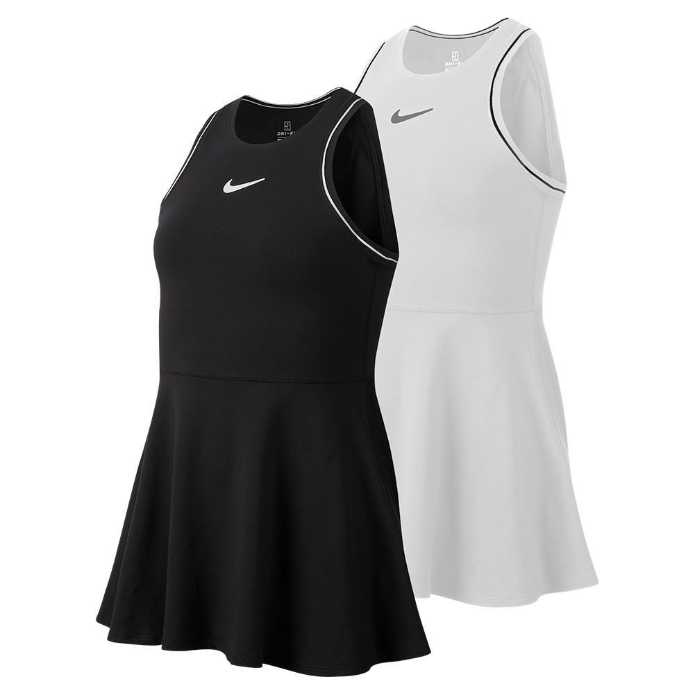 e1fd006d7 Nike Girls' Court Dry Tennis Dress
