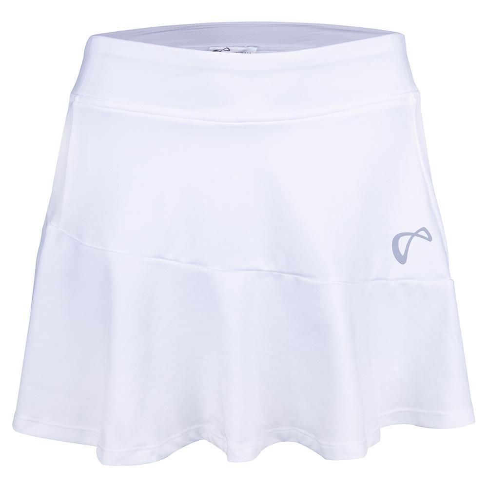 Women's Victory Tennis Skort White