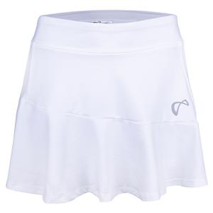 Women`s Victory Tennis Skort White