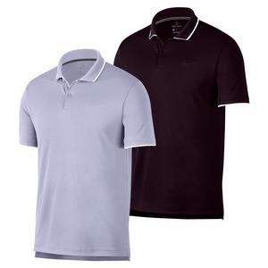 3bd346240d56 Nike Men's Summer Tennis Apparel Collection NEW Men`s Court Dry Team Tennis  Polo