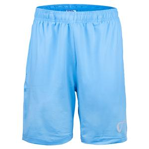 Men`s Legacy Knit Tennis Short Blue
