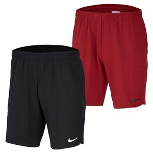 Men`s Court Flex Ace Premier 9 Inch Tennis Short
