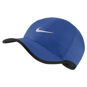 Court AeroBill Featherlight Tennis Cap Game Royal