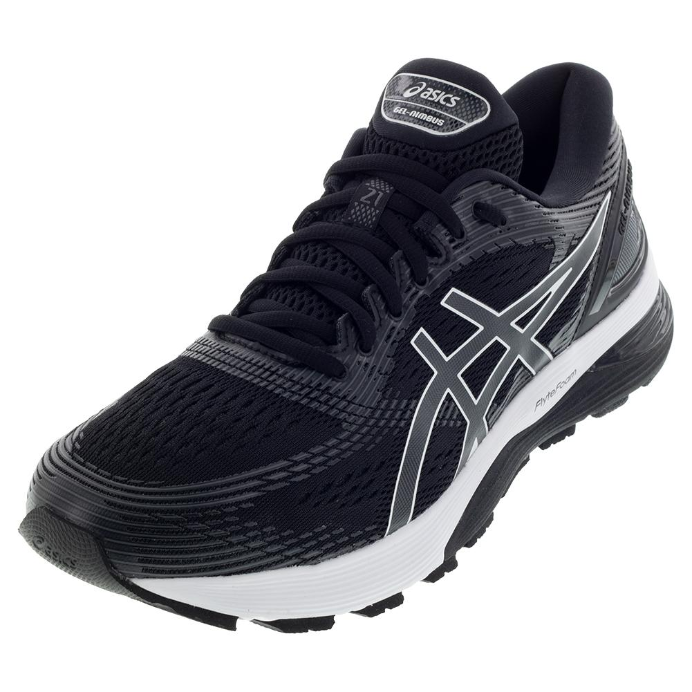 6a3112f2 Men's ASICS GEL-Nimbus 21 Running Shoes | 1011A169-001 | Tennis Express