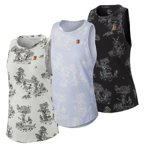 Women`s Court Seasonal Tennis Tank