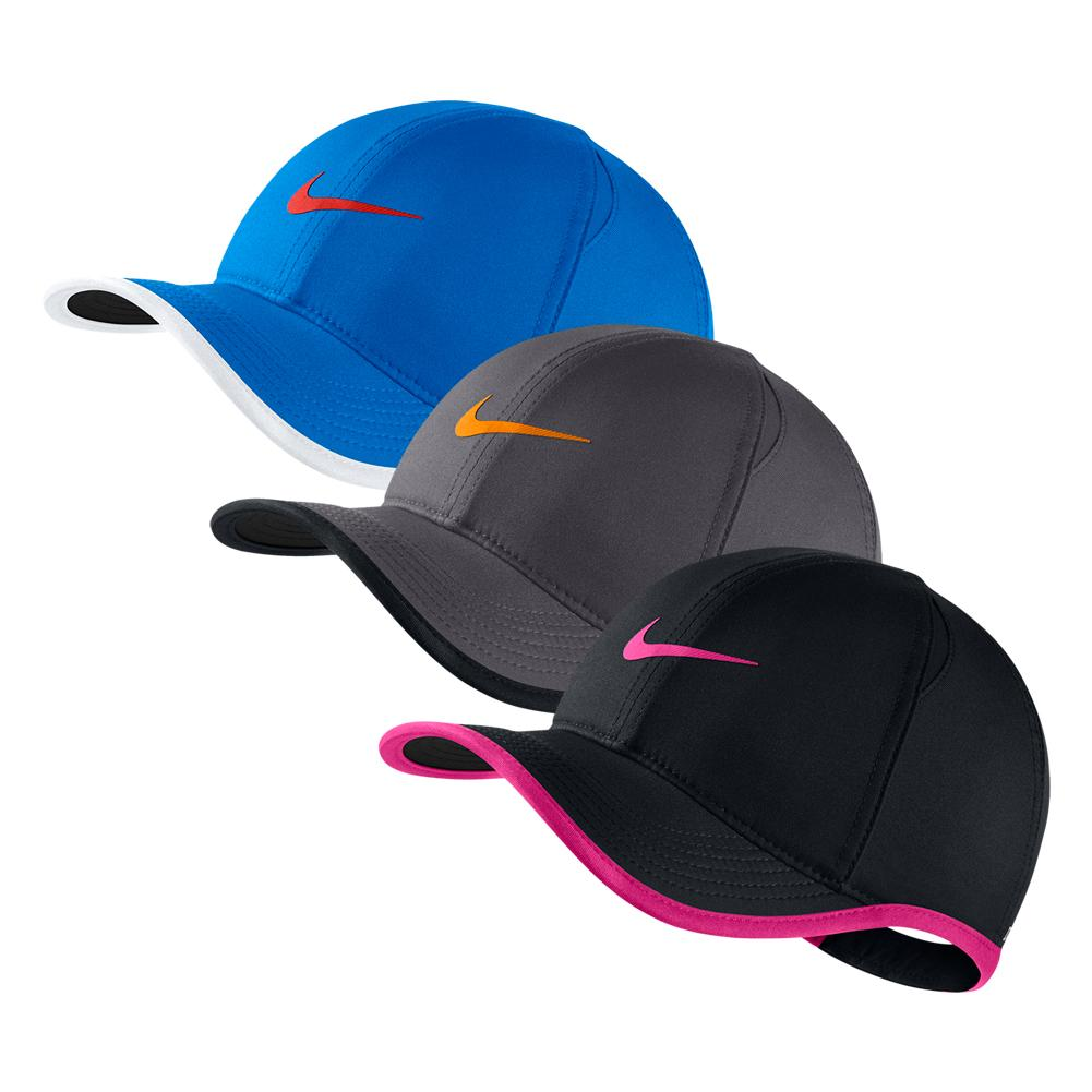 NIKE NIKE Young Athletes ` Featherlight Tennis Cap. Zoom. Hover to zoom  click to enlarge 04e5a0f91813