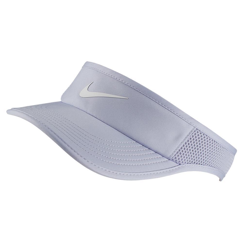 d360228491f54 Women`s Court AeroBill Featherlight Adjustable Tennis Visor  508 OXYGEN PURPLE