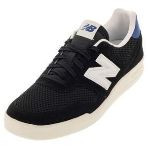 Men`s 300 Lifestyle Shoes Black and White